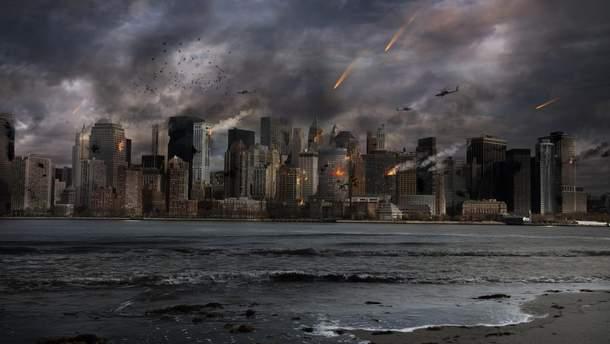 Які шанси, що людство зникне в наступному році