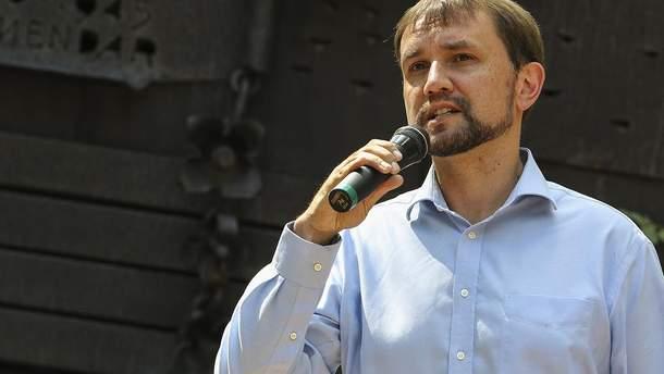 В'ятрович стане народним депутатом замість Луценко