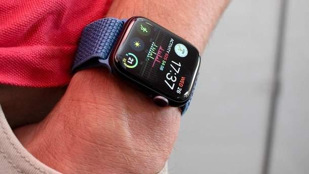 Apple Watch Series 6: з'явились перші деталі про новий розумний годинник