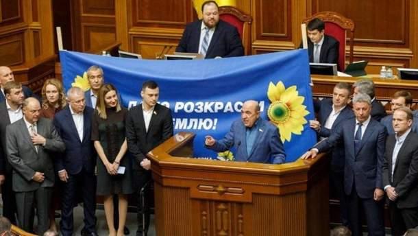 СБУ спростувала інформацію про стеження за депутатам від Опозиційної платформи