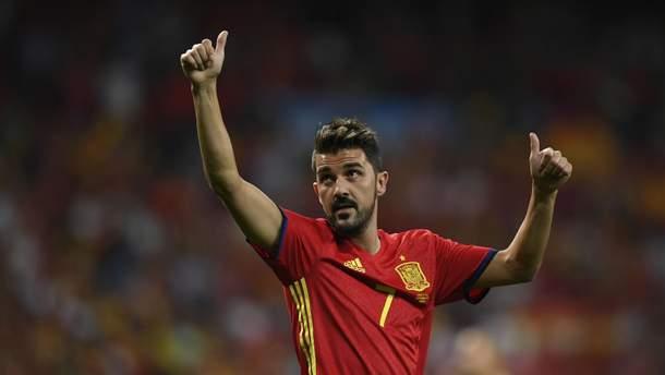 Лучший бомбардир в истории сборной Испании объявил о завершении карьеры