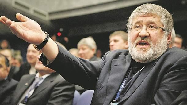 Коломойский: «Когда российские танки будут вВаршаве, НАТО испачкает штаны»