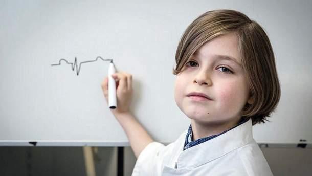 Наймолодший в історії хлопчик отримає диплом про вищу освіту