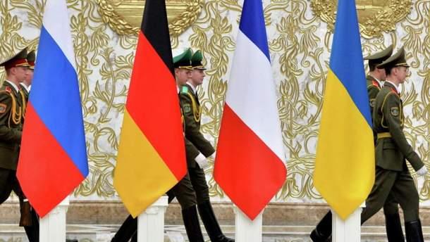 Нормандский воз и ныне там: встретятся ли Зеленский и Путин в ближайшее время