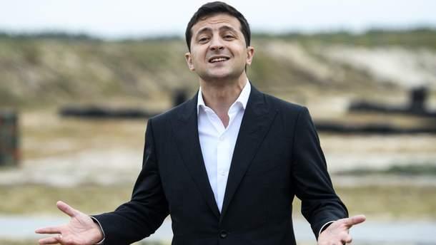 Зеленский поблагодарил депутатов за голосование за рынок земли