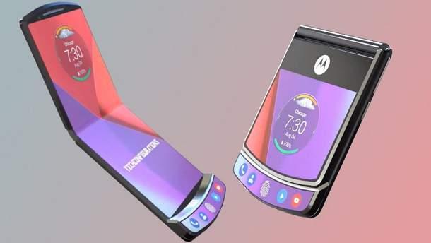 Motorola RAZR 2019: компанія перевипустила свою легендарну модель телефону