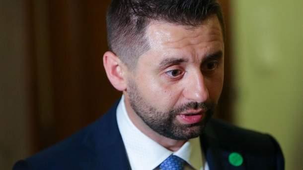 """Некоторые депутаты от """"Слуги народа"""" потеряют свои должности в комитетах, – Арахамия"""