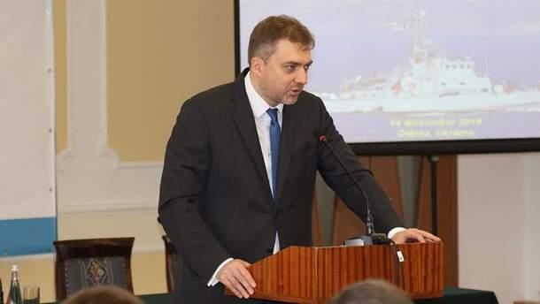 Загороднюк рассказал об угрозах от России в Черном и Азовском морях