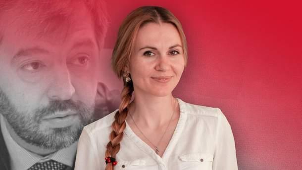 Хто така Анна Скороход, яка звинувачує владу в переслідуванні її чоловіка