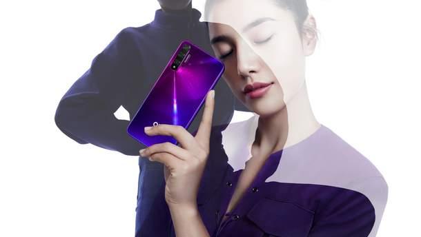 Huawei Nova 5T: новий флагманський смартфон офіційно представили в Україні