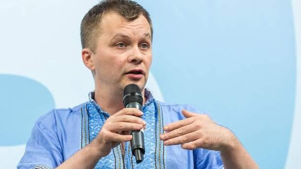 У нас есть два сценария для гривны на следующий год, – Милованов