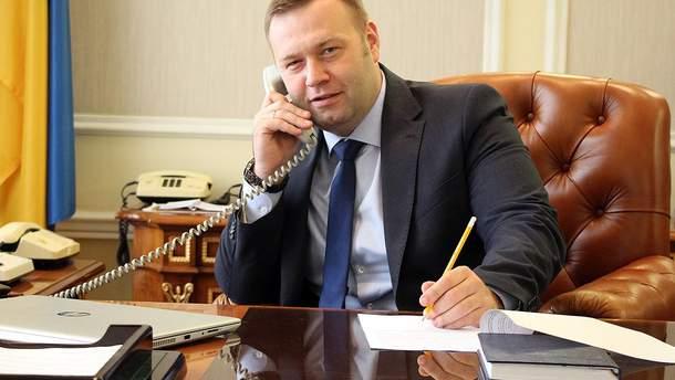 Міністр енергетики Олексій Оржель розповів про своє дозвілля