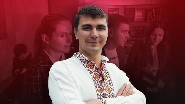 """Хто такий Антон Поляков, якого виключили з фракції """"Слуга народу"""""""
