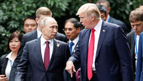 Зовнішня політика Трампа: всі дороги ведуть до Путіна, – Der Standard