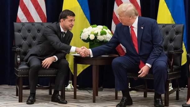 Белый дом обнародовал стенограмму еще одного разговора Трампа и Зеленского