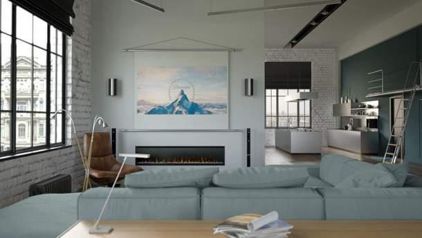 Каміни в будинках знаменитостей: дизайни, що надихають та зачаровують