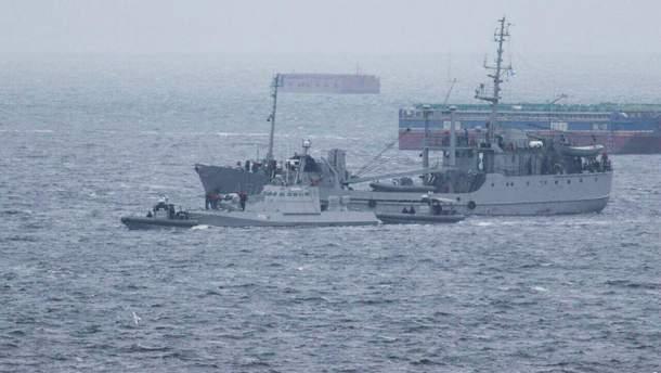Возврат кораблей Украине – как проходил возврат 18 ноября 2019