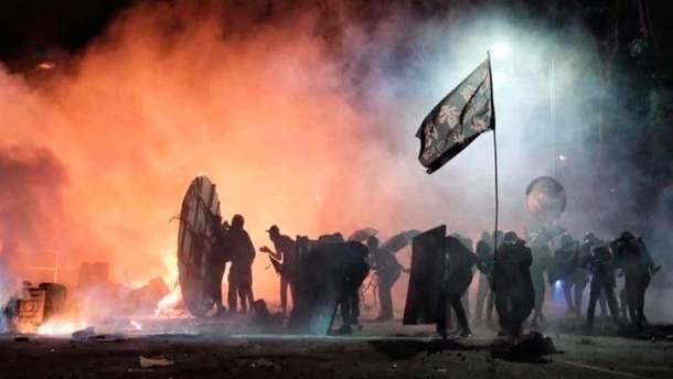 Демократія або смерть: протести у Гонконзі переросли в Майдан