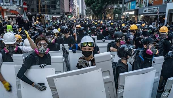 Протесты в Гонконге понимают украинцы, но не российские пропагандисты