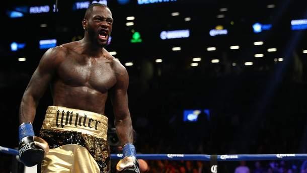 Деонтей Уайлдер – история самого жестокого боксера современности, что может сражаться с Усиком