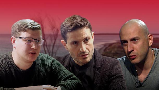 """""""Патріотичне кіно – це архаїзм, наше кіно – це розповідь"""": інтерв'ю з творцями фільму """"Додому"""""""