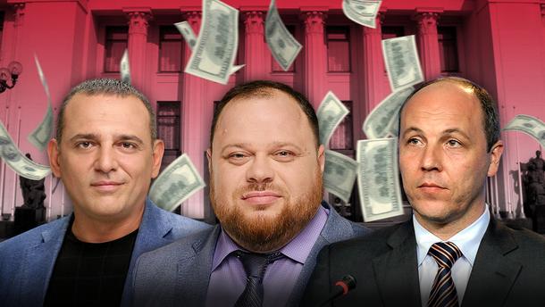 Мільйонери-безхатьки: заможні народні депутати активно користуються компенсацією за житло