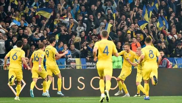Як Україна грала з Нідерландами та з іншими потенційними суперниками на Євро-2020