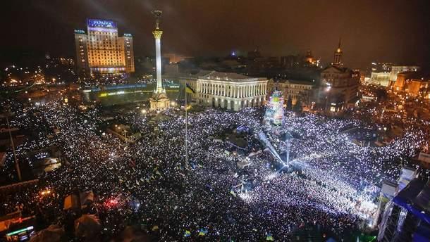День Достоинства и Свободы 2019: программа мероприятий в Киеве и Львове