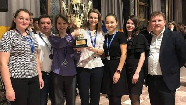 """На чемпионате Европы мелочей не бывает –  тренеры о серебряных медалях """" Kyiv Chess Federation"""""""