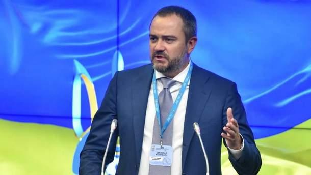 Проти керівника Української асоціації футболу Павелка заведено п'ять кримінальних справ