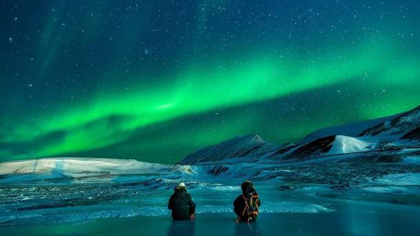 Полярну ніч можна побачити онлайн: Лапландії встановили камеру