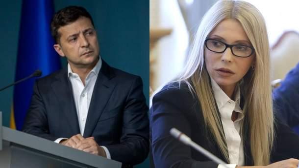 """Не задовільнили кадрові """"хотєлкі"""": чому Тимошенко пішла в опозицію до Зеленського"""