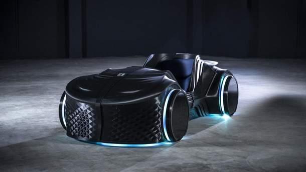 Універсальний робомобіль Loci надрукували на 3D-принтері