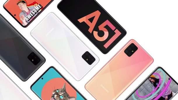 Samsung Galaxy A51 – оновлений хіт 2019 року: характеристики і ціна смартфона
