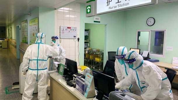 Коронавірус 2019-nCoV у Китаї заразив уже більше людей, ніж хворіло під час епідемії у 2003