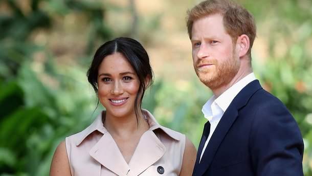 Общий выход герцогов Сассекских: первое фото пары после переезда в Канаду