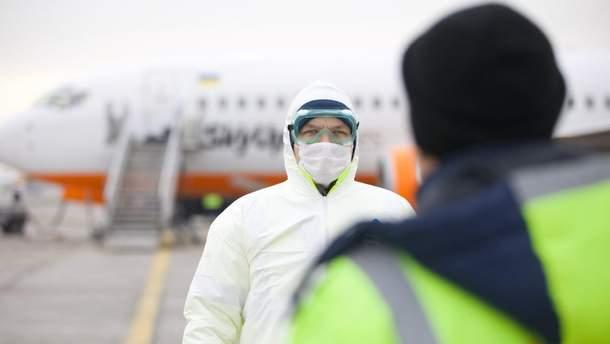 Эвакуация украинцев из Китая: что сейчас известно