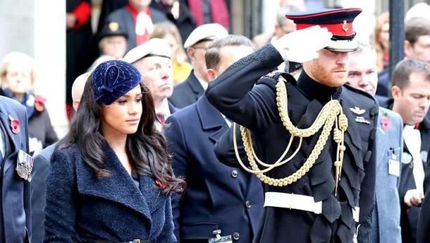 Елизавета II запретила принцу Гарри и Меган Маркл использовать их титул, – СМИ