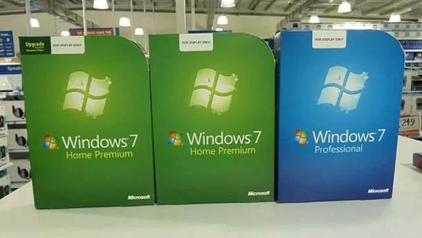 Хакери масово атакували користувачів Windows 7