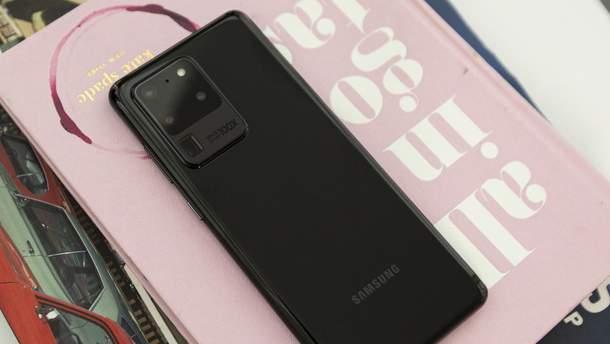 """Випробували можливості """"космічного"""" зуму Samsung Galaxy S20 Ultra:  фото"""