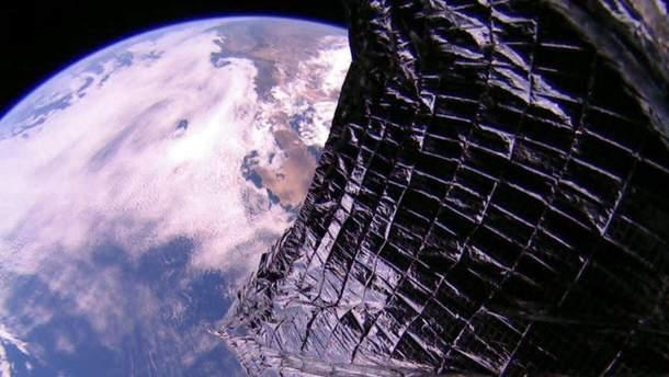 Космический парусник LightSail 2 прислал на Землю новые снимки