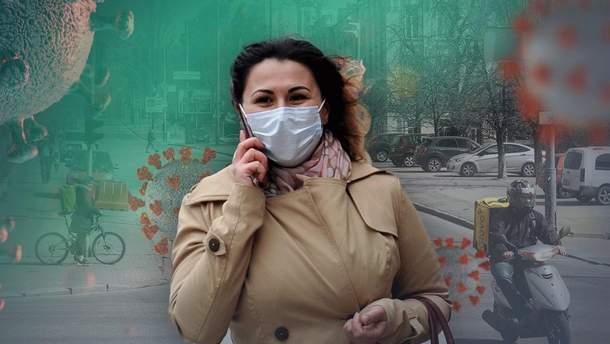 Коронавирус в Украине: уже заразились более 300 человек