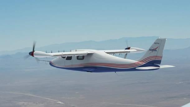NASA утвердила окончательную конфигурацию электросамолета X-57 Maxwell