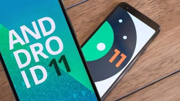 Нова функція Android 11 значно спростить використання смартфонів: відео