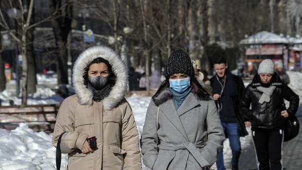 В Украине за сутки обнаружили 5 336 случаев инфицирования коронавирусом