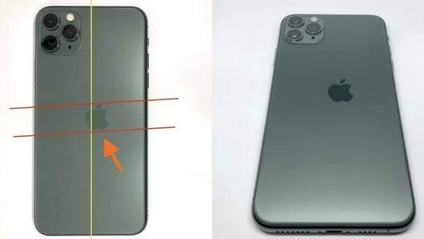 Кривой логотип Apple на iPhone повысил стоимость смартфона в три раза