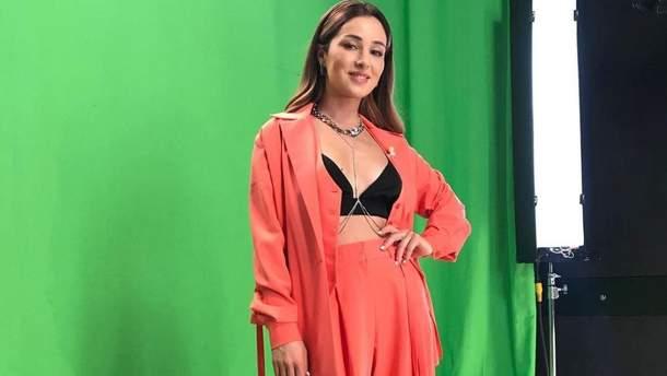 """Злата Огнєвіч розповіла, чи знали її рідні про участь у шоу """"Маска"""""""