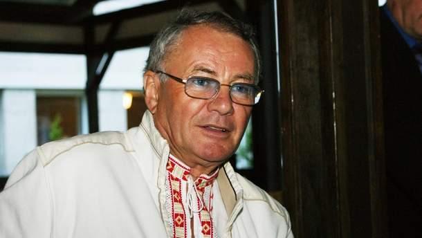 Помер український письменник і політик Володимир Яворівський
