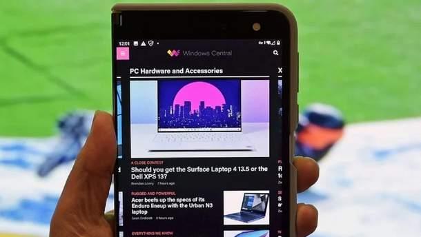 Microsoft суттєво поліпшила браузер Edge для Android-пристроїв: що змінилося