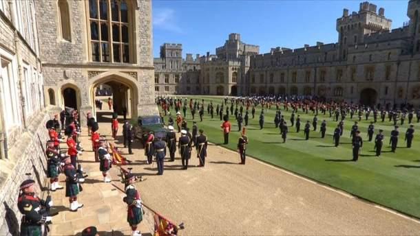 Як весілля принца Гаррі та Меган Маркл: скільки британців дивилися похорон принца Філіпа